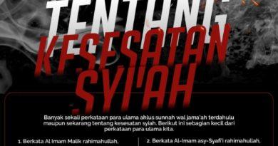 Penilaian Para Ulama Tentang Kesesatan Syiah